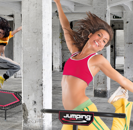 Jumping Fitness - Header